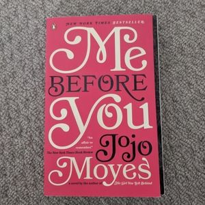 📚 2/$10 Me Before You by JoJo Meyers